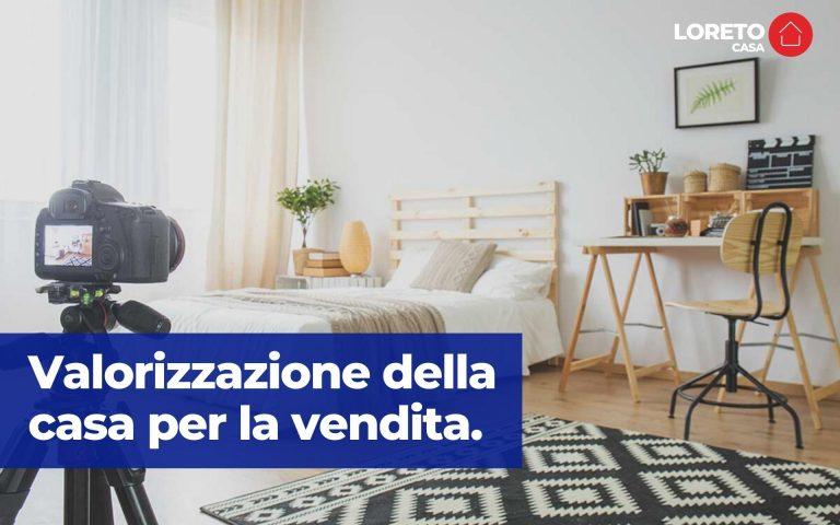 Valorizzazione immobiliare per la vendita